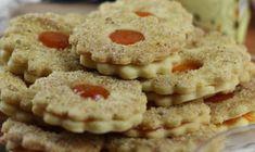 Diós linzer - minél tovább áll, annál puhább Cookies, God, Biscuits, Cookie Recipes, Cookie, Cake, Biscuit