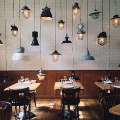 82 Ideas De Restaurante Disenos De Unas Decoracion Restaurantes Restaurantes