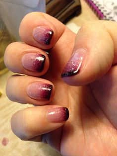 My new gel nails!