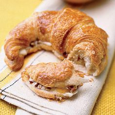 Learn how to make Pecan-Apricot-Cream Croissants. MyRecipes has 70,000+ tested recipes and videos to help you be a better cook.
