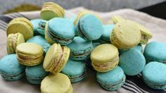 If you have tried making macarons or heard of stories, you know that making them can be a bit tricky. I have made several batches of this macaron recipe, and each time they turn out perfect. I do a little dance out of excitement, honestly, it really does make my day. If you follow the recipe as I shared, it should work out perfect for you also. I would also recommend watching the following video, to help you understand the process a bit more. http://www.youtube.com/watch?v=qS4DJgFmNFM