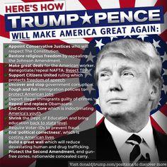 #Trump SUPREME COURT JUSTICES!!! YUGE!Embedded image