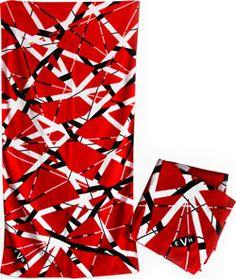 Van Halen Store: Classic Stripes Bandana | Van halen stuff ...