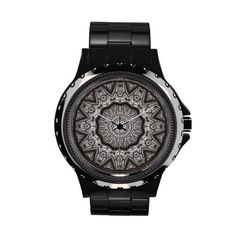 Engraved 3 Watch & Numeral Options
