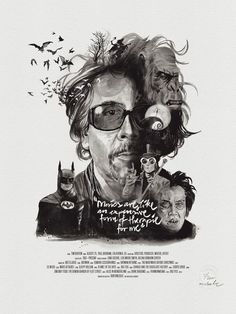 Inspired by the art of motion pictures, Hamburg-based illustrator Julian Rentzsch creates meticulously detailed and exquisitely executed portraits of the silver screen's most prized directors. Delicately painted (both in watercolor and digitally) and rendered in dramatic grey-scale tones, the unique portrayals feature strikingly lifelike portraits of the famous figures. From the timeless drama of Stanley Kubrick to the gory brilliance of Quentin Tarantino, the legendary history of…