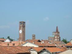 Soncino, in the Province of Cremona in Lombardy.
