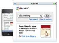 WorldCat on the mobile Web
