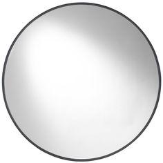 Cordova Large Round Wall Mirror | 34 inches