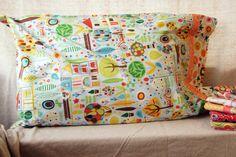 make pillow cases
