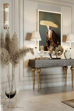 Luxury Home Furniture, Luxury Home Decor, Luxury Interior, Luxury Homes, Interior Design, Home Decor Bedroom, Home Living Room, Living Room Decor, Home Room Design