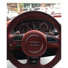Behind the wheel of the 2016 Audi S8  @lovegrowthwealth