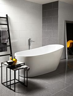 These are what I want in our bathroom! Love the sparkle! Stardust White (60x30cm) | Topps Tiles