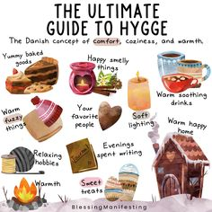 The Ultimate Guide to Hygge - Blessing Manifesting