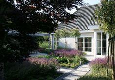 tuinontwerp-tuinaanleg-hovenier-eindhoven-helmond-nuenen-moderne-tuin-rvs-kantopsluiting-betontegels-strakke-border