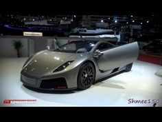 2012 GTA Spano Officially Unveiled, Powered by 820HP Supercharged Engine. http://www.techeblog.com/index.php/tech-gadget/2012-gta-spano-officially-unveiled-powered-by-820hp-supercharged-engine