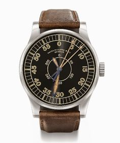 Patek Philippe - Calatrava Pilot Travel Time Ref. 5524 | Time and Watches
