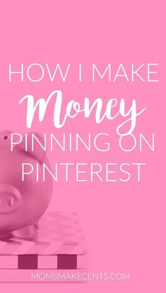 Earn Money Online Want to know how to make money by pinning on Pinterest? Head over to the blog and Ill teach you how you can earn money pinning the products you love on Pinterest and get paid for it. This is perfect for bloggers and moms who want to make extra money on the side! > Here's Your Opportunity To CLONE My Entire Proven Internet Business System Today!