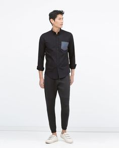 Image 1 of TROUSERS from Zara