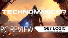 Logic Review - The Techomancer