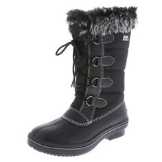 Shop Payless to find the perfect pair of women's boots you have been searching for. We carry boots for women in all sizes and styles at great prices! Cute Shoes Boots, Shoe Boots, Shoes For Less, Faux Fur Boots, School Shoes, Buy Shoes, Womens Fashion, Fur Trim