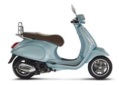 Piaggio is marking the anniversary of the iconic Vespa scooter with a special commemorative series of models, including the nippy Vespa Primavera, the sporty GTS (in and versions) and the timeless PX. Yamaha Scooter, Scooter Motorcycle, Vespa Scooters, Lambretta, Vespa Gts, Best Scooter, 70th Anniversary, Commercial Interior Design, Italian Style