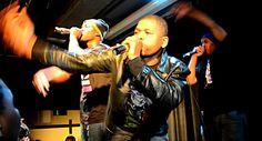 live scène T-Ma hip-hop!!!