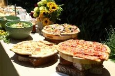 Hostess with the Mostess® - Under the Tuscan Sun Bridal Shower