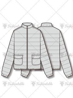 Fashiontable | 검색 결과 down jumper Flat Sketches, Fashion Flats, Fashion Sketches, Shirt Dress, Pattern, Mens Tops, Shirts, Dresses, Drawing Techniques