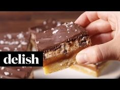 Trade up from millionaire with billionaire shortbread.