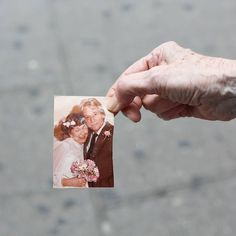 "@humansofny ""I didn't get married until I was 55. But boy was it worth the wait. He looked just like Peter O'Toole!"""
