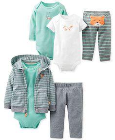 d53238bc7 Carter's Baby Boys' Fox Friends Gift Bundle & Reviews - Kids - Macy's