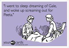Hunger Games problems.