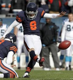 Robbie Gould is gold