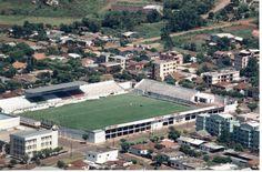 Estádio Zona Sul - Santo Ângelo (RS) - Capacidade: 8 mil - Clube: Santo Ângelo