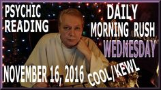 Here is your Daily Tarot Card Reading for Wednesday November 16, 2016 Horoscope. Enjoy.