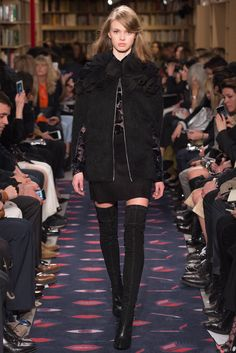 Sonia Rykiel Fall 2015 Ready-to-Wear Fashion Show - Look 39,Avery Blanchard