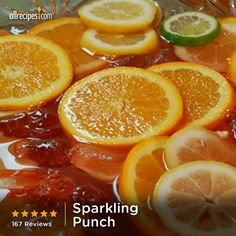 """Light and refreshing! Punch has been a hit every time I've served it."" —Jodi W 