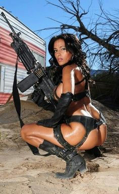 Excellent, support. Women and gun nude congratulate, your