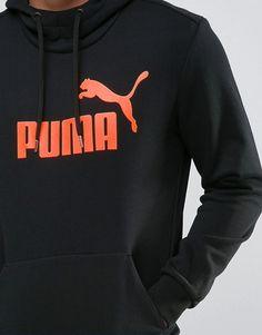 Puma | Puma No.1 Logo Hoodie In Black 83825729