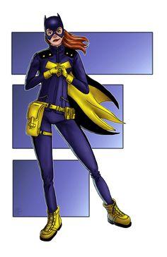 Batgirl by aerettberg on DeviantArt Batgirl And Robin, Batman And Batgirl, Batgirl Costume, Barbara Gordon, Batman Universe, Nightwing, Jane Austen, Wonder Woman, Deviantart