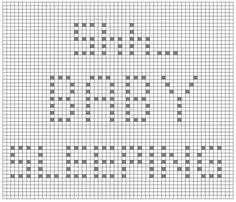 free crochet bobble stitch letter patterns ile ilgili görsel sonucu