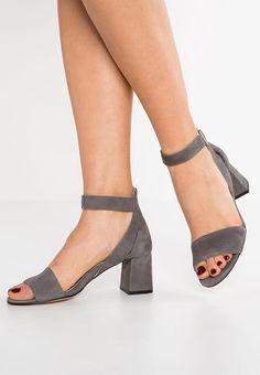 Shoe The Bear MAY - Sandalen - grey - Zalando.nl
