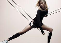 Karlie Kloss for Nike