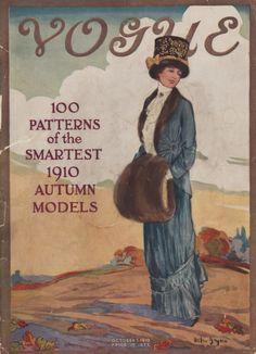 Vogue, 1910  Helen Dryden