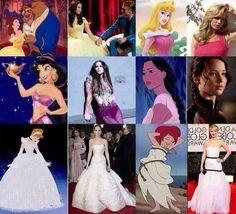 Jennifer always is a princess <3