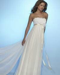 Love this dress!!! Perfect for our Waterside Wedding!