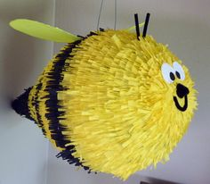 http://www.etsy.com/listing/76337754/cutest-bumblebee-pinata