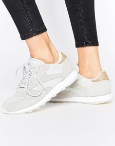 reebok classic trainers wide fitting