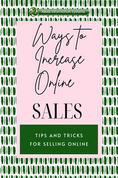 Online Store Builder, Restaurant Website, Sales Tips, Selling Online, You Can Do, Web Development, Read More, Ecommerce, Effort