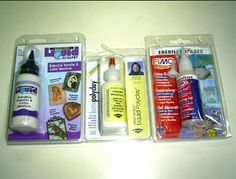 Liquid Polymer Clay Brands and Uses